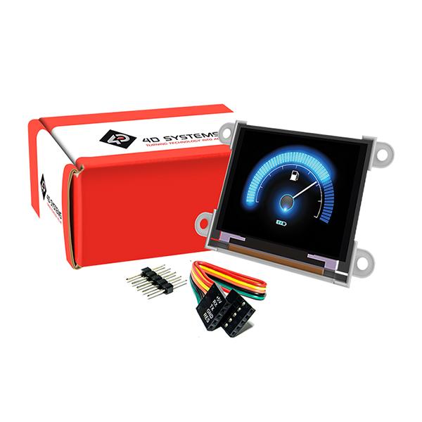 "1.7"" micro OLED Display"