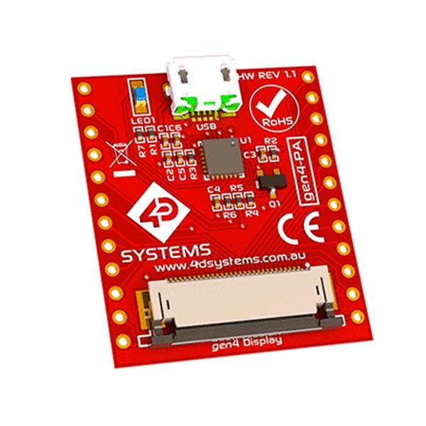 Gen4 Programming Adapter