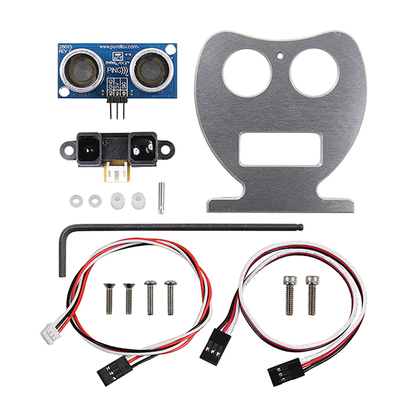 Sensors with Aluminum Stand Kit
