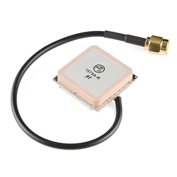 GPS Embedded Antenna SMA