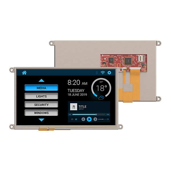 "9.0"" Display Module w/ Capacitive Touch for Arduino"