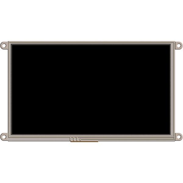 "9.0"" Display Module w/ Diablo16 - Resistive Touch"