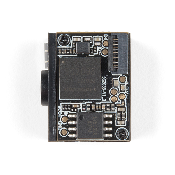 2D Barcode Scanner Module - DE2120