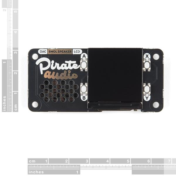 Pimoroni Pirate Audio Speaker for Raspberry Pi