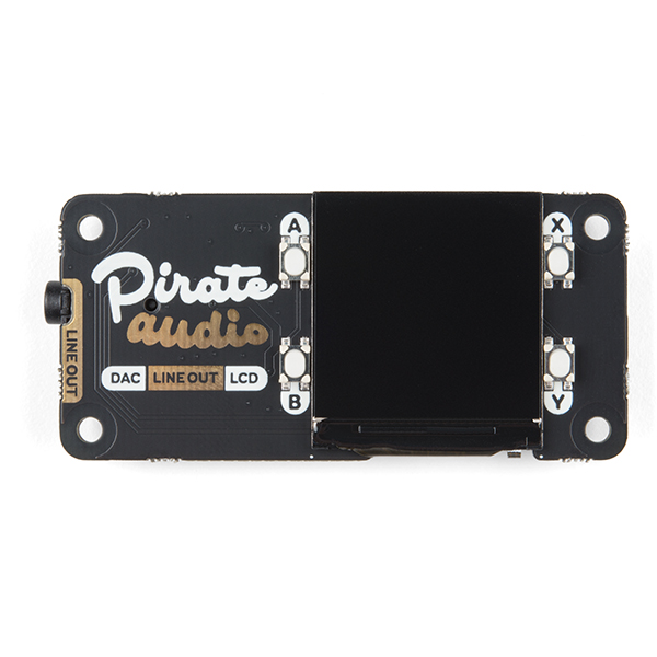 Pimoroni Pirate Audio Line-Out for Raspberry Pi