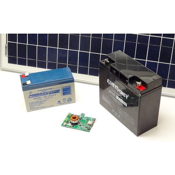 Crowd Supply makerPower Solar
