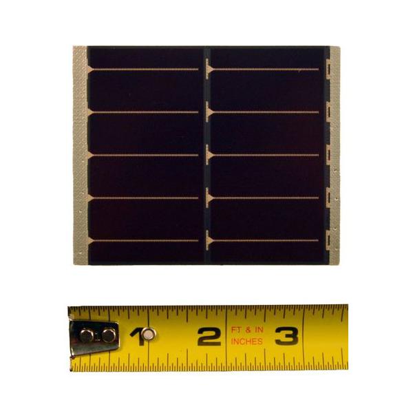 Energy Harvesting Modules .18mA@2.4V 200Lux Solar Module