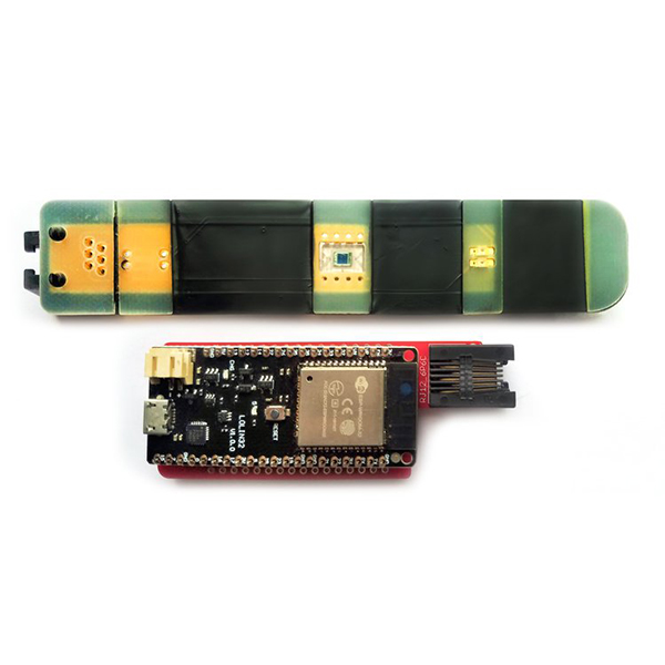 HEGduino: Assembled HEG (Huzzah32 Feather)
