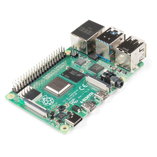 SparkFun Raspberry Pi 4 Basic Kit - 2GB
