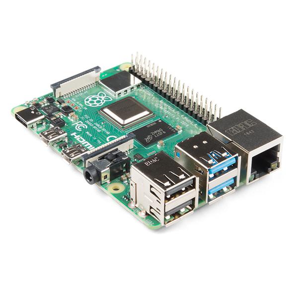 SparkFun Raspberry Pi 4 Desktop Kit - 2GB
