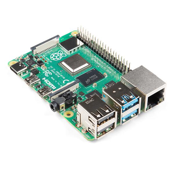 SparkFun Raspberry Pi 4 Desktop Kit - 4GB