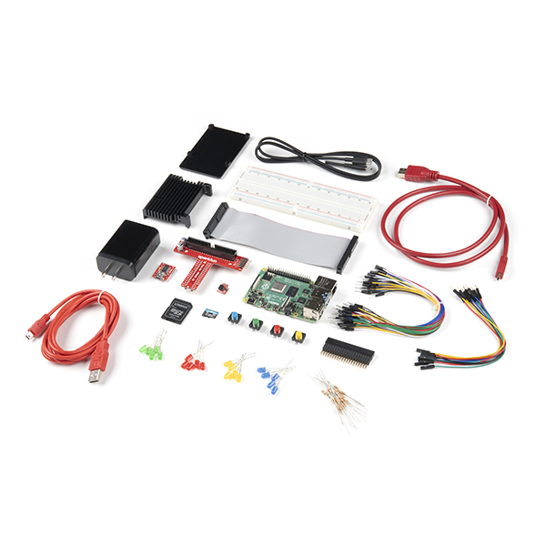 Pi 4 Hardware Starter Kit