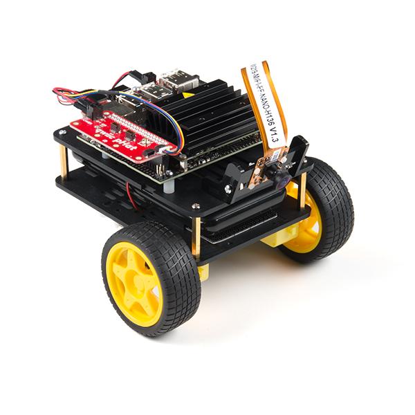 SparkFun JetBot AI Kit v2.0 Powered by Jetson Nano