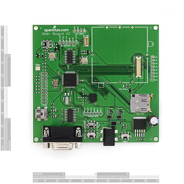 Dev Platform for LPC2148 - Uberboard