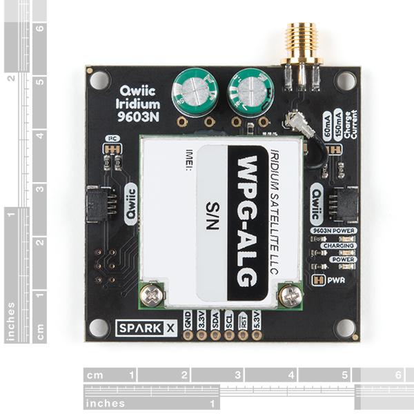 Qwiic Iridium 9603N