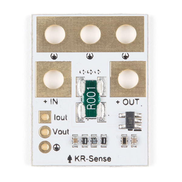 KR Sense Current and Voltage Sensor - 45A