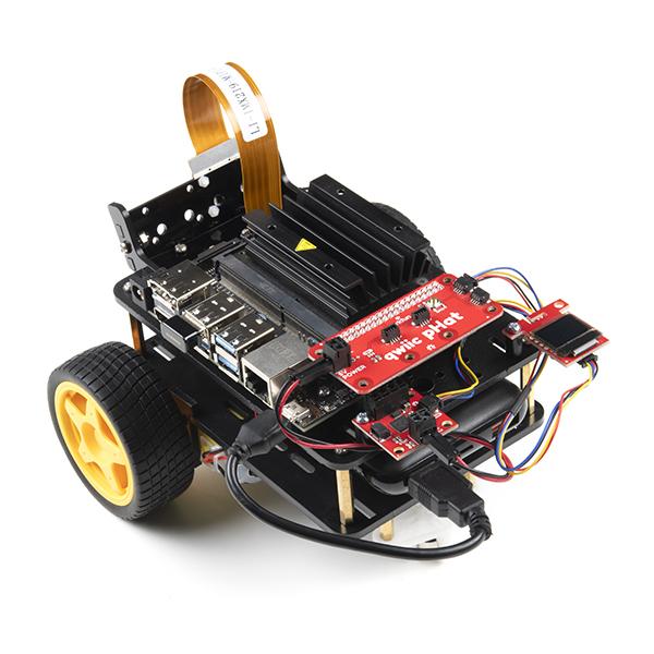 SparkFun JetBot AI Kit v2.1 Powered by Jetson Nano