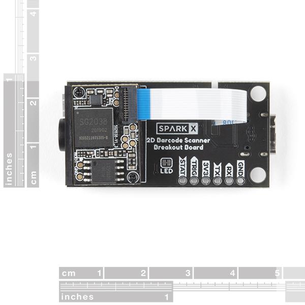 2D Barcode Scanner Breakout