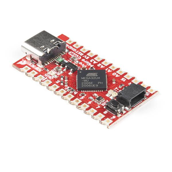 SparkFun Qwiic Pro Micro BoogieBoard