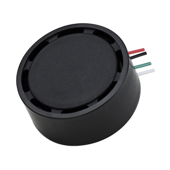 Piezo Audio Indicator - 12Vdc, 100dB, Continuous Slow and Fast Pulse Rate