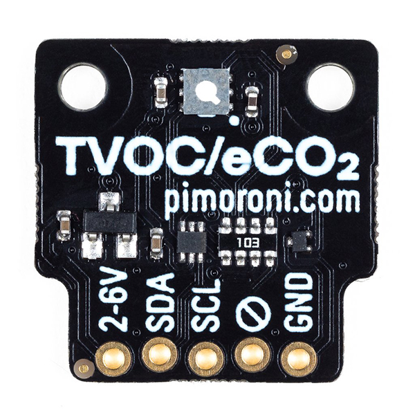 Pimoroni Air Quality Sensor Breakout