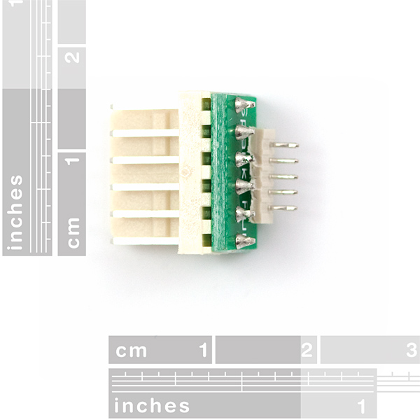 Adapter board for SFE ICSP Connections