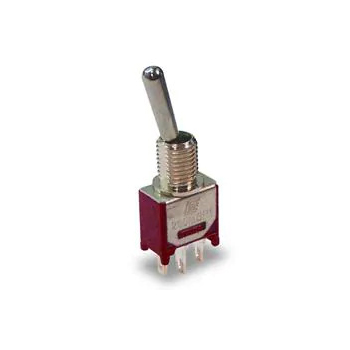 Toggle Switch - DPDT, ON-OFF-ON