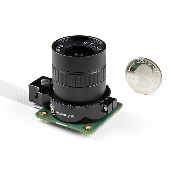 Raspberry Pi HQ Camera Module