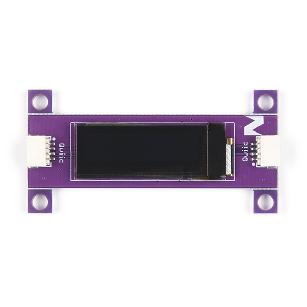 Zio Qwiic OLED Display (0.91 in, 128x32)