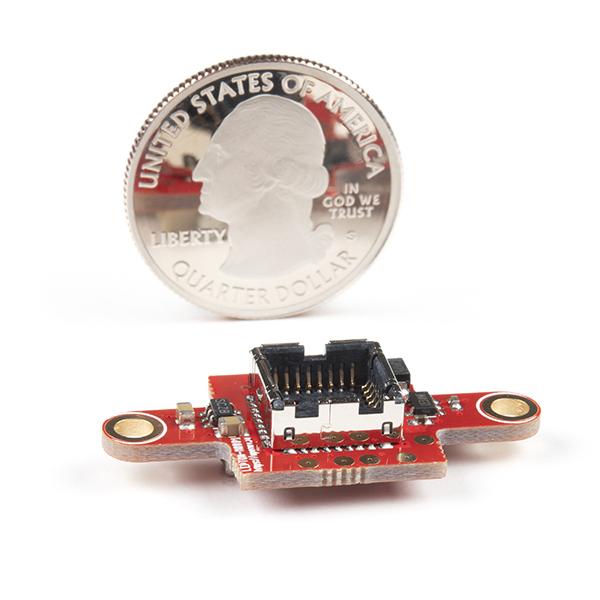 OpenMV FLIR Lepton適配器模塊