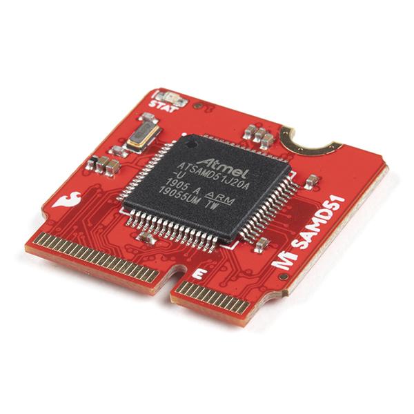 SparkFun MicroMod SAMD51 Processor