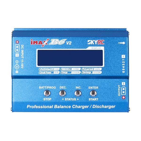 SkyRC IMAX B6 V2 Professional Balance Charger / Discharger