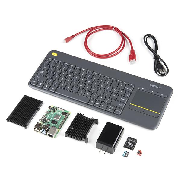 SparkFun Raspberry Pi 4 Desktop Kit - 8GB