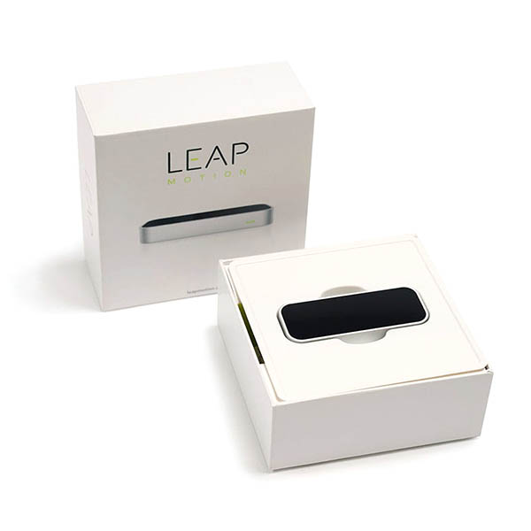 Leap Motion Controller Optical Hand-Tracking Module