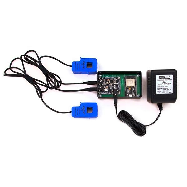 Circuit Setup Solar Kit w/o AC Transformer