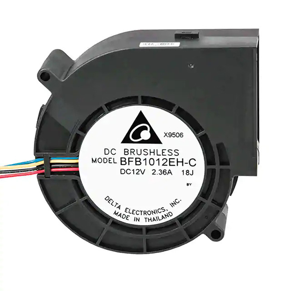 Delta Electronics 12VDC High-Pressure Blower