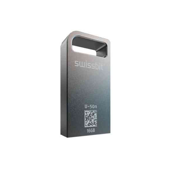 Swissbit Industrial USB Flash Drive - 16GB