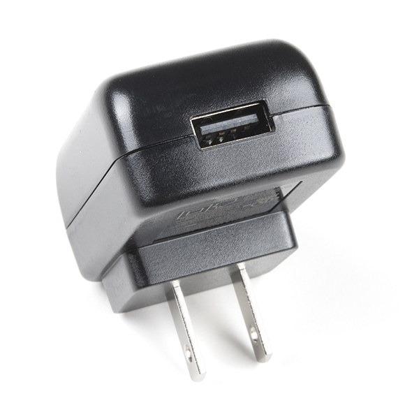 USB Wall Charger - 5V, 2A