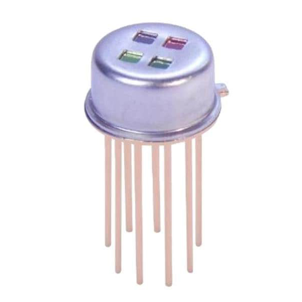 Four Channel Pyroelectric Sensor - Anaesthetic Gases