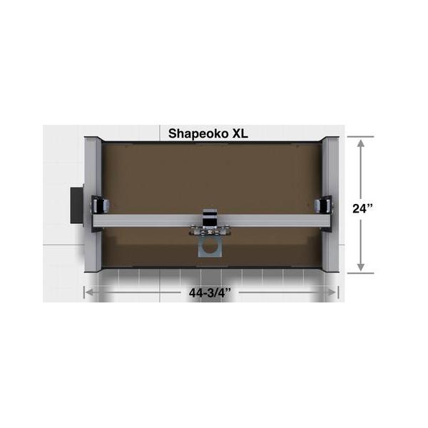 Shapeoko XL Z-Plus No Router 69mm