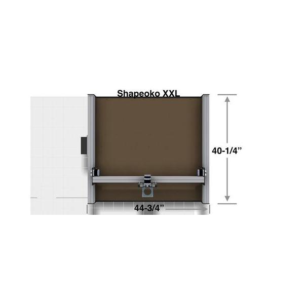 Shapeoko XXL Z-Plus No Router 65mm