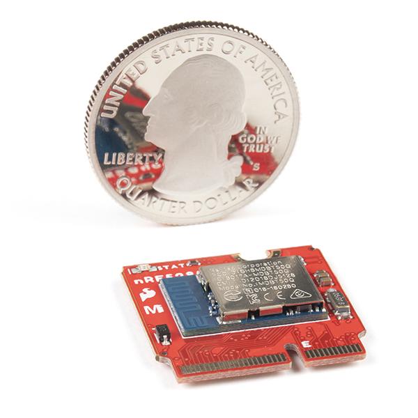 SparkFun MicroMod nRF52840 Processor