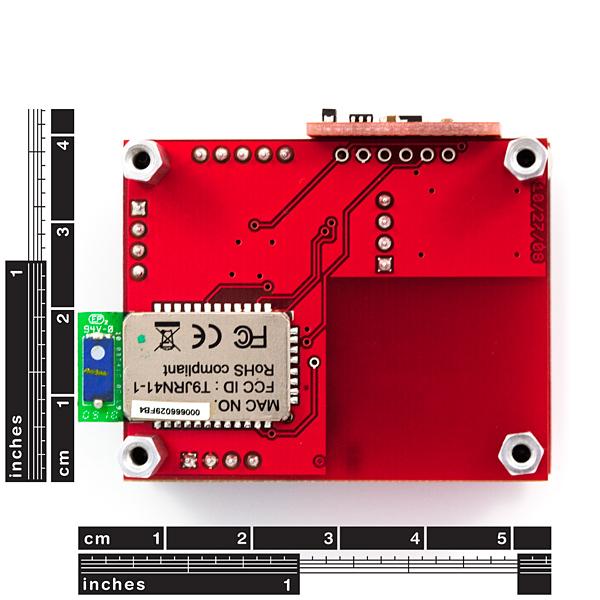 IMU 6 Degrees of Freedom - v4 with Bluetooth Capability