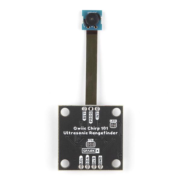 Qwiic Chirp 101 Ultrasonic Rangefinder