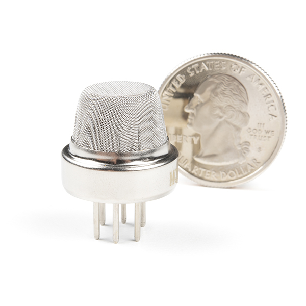 Ammonia Gas Sensor - MQ-137