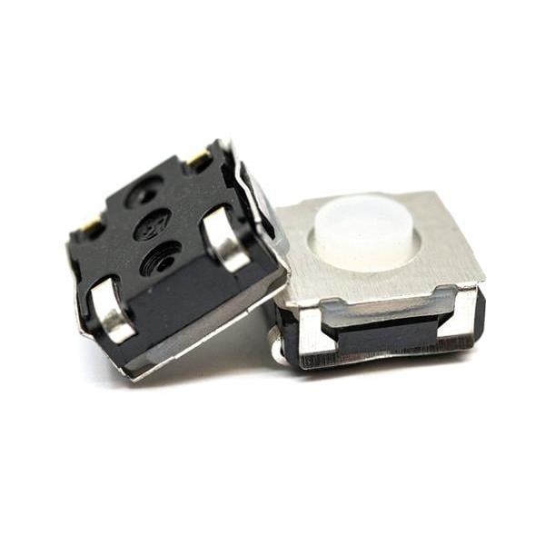 Tactile Switch - 50mA, 12VDC, 5.2mm, 260gf, J lead