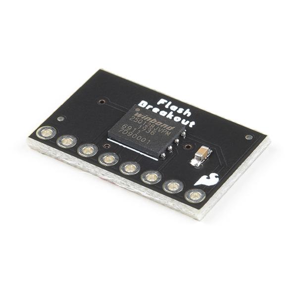 Serial Flash Breakout - Assembled 128Mbit