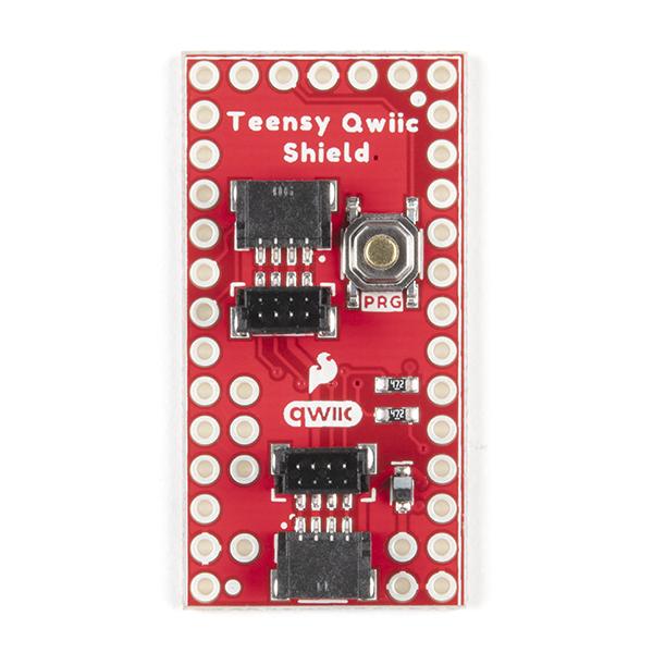 SparkFun Qwiic Shield for Teensy
