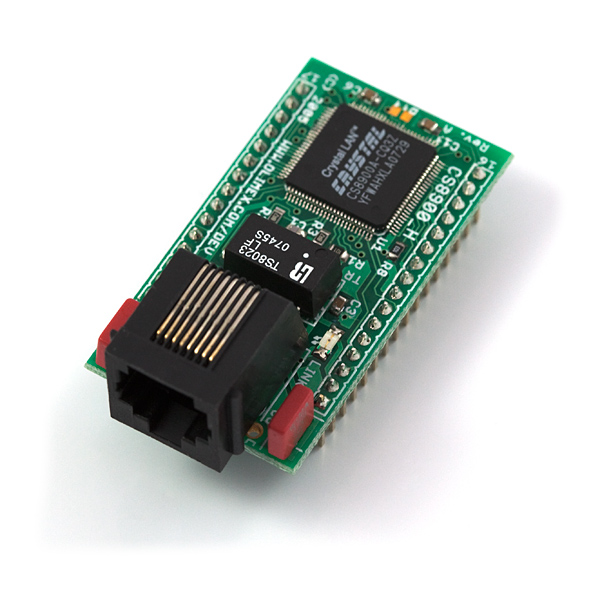 Ethernet Interface Board - CS8900A