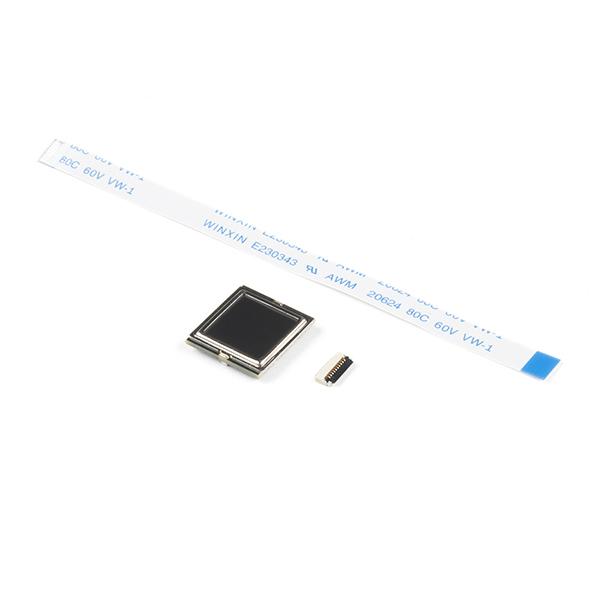 Capacitive Fingerprint Scanner - AS-108M